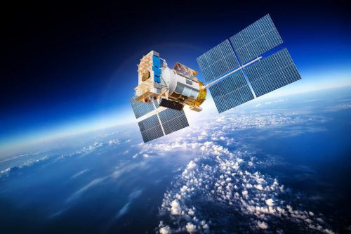 Bandabanghu-1 satellite in orbit