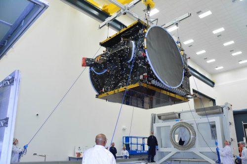 BulgariaSat-1 under test