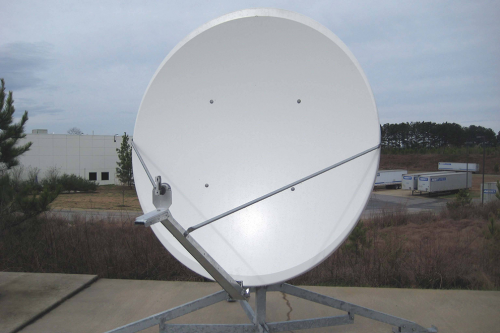CPI 1.8m VSAT Antenna