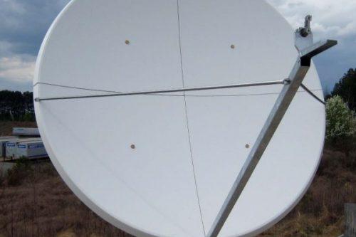 CPI 2.4m VSAT Antenna 1244-series