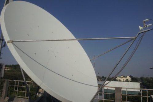 CPI 3.8m VSAT Antenna 1385-series