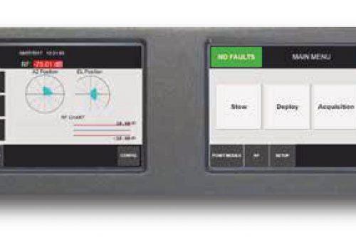 CPI Antenna Controller model 830A