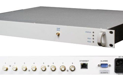 ETL Systems DEXTRA Single L-band 8-way Active Combiner model C0801S1ULA-22420