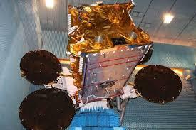 Express AM satellite under construction