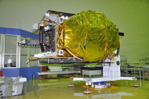GSAT-18 under test
