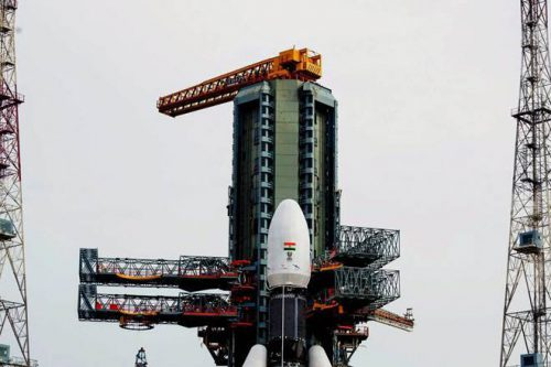 GSAT-19 ready to launch