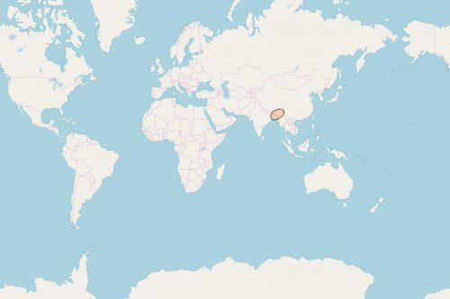 GSAT-29 footprint