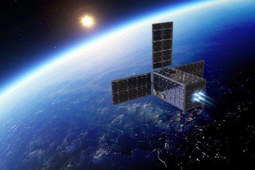 GSAT-29 satellite in orbit