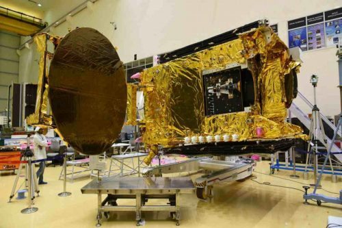 GSat-30 satellite tested2