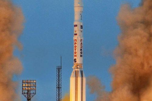 Gazprom Yamal 202 satellite launched