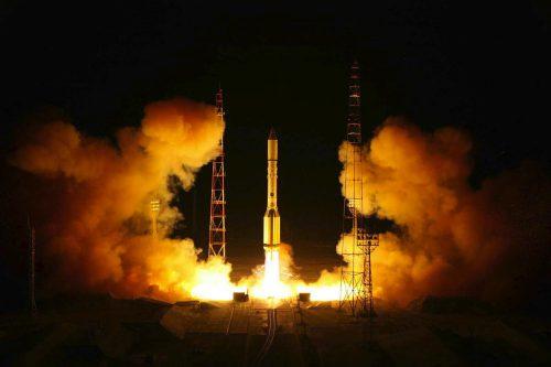 Gazprom Yamal 300K satellite launched