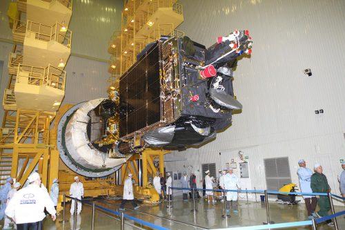 Gazprom Yamal 300K satellite testing3