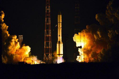 Gazprom Yamal 401 satellite launched on Proton launcher