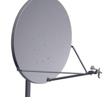Global Skyware 1.2m Ka-band VSAT Class I Antenna type 12159