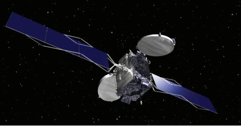 Horizons-2 satellite in orbit