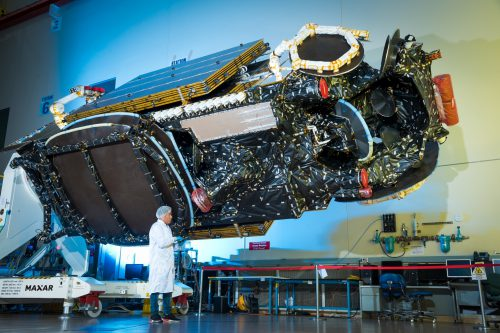 Intelsat IS-39 Constructed by SSL-Maxar
