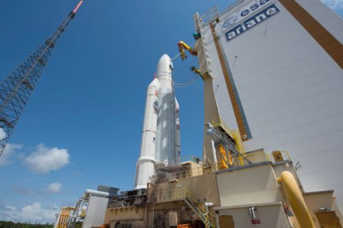 Intelsat IS-39 launched by Arianespace1