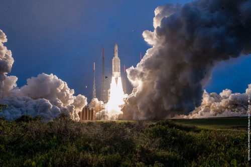 Intelsat IS-39 launched by Arianespace3
