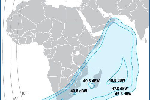 Intelsat IS39 Ku-band West Indian Ocean Beam