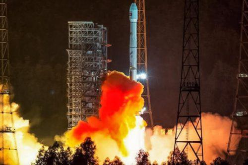 LaoSat-1 launched on LM-3B:E rocket
