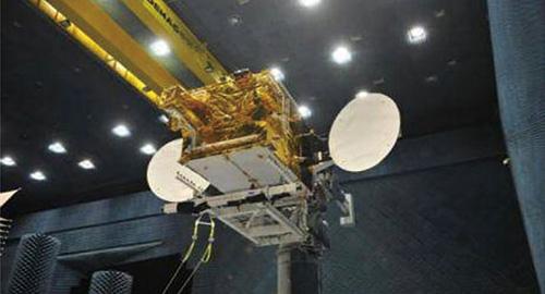 LaoSt-1 satellite under construction