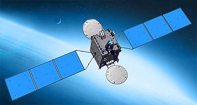 Laosat-1 satellite in orbit