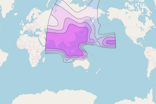 N-Star c footprint