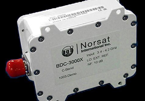 Norsat BDC Single Ku-band 1000-series