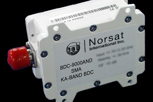 Product BDC Ka-band 9000-series