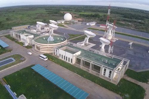 ABAE Teleport monitoring Venesat-1