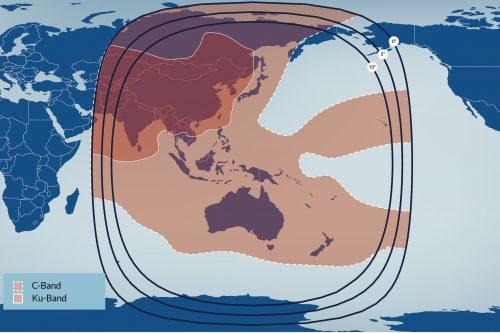 Telesat Telstar-18 Satellite Footprint