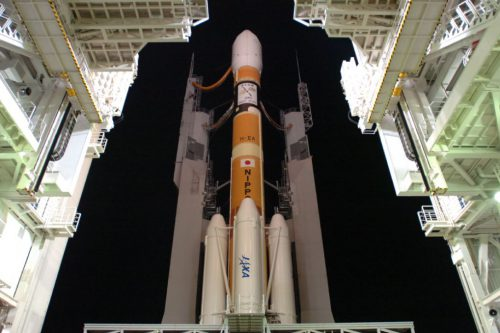 Telstar-12-VANTAGE launched by MHI H-IIA