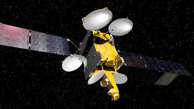 Telstar-12V in orbit