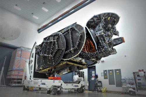 Telstar-19V built by SSL (Maxar Technologies