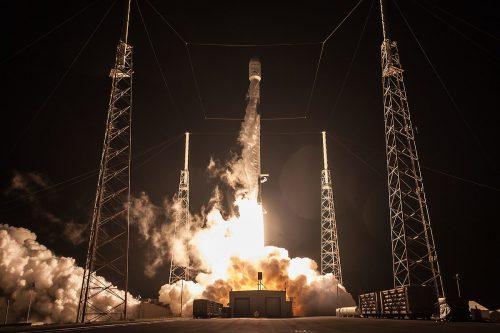 Telstar-19V launch