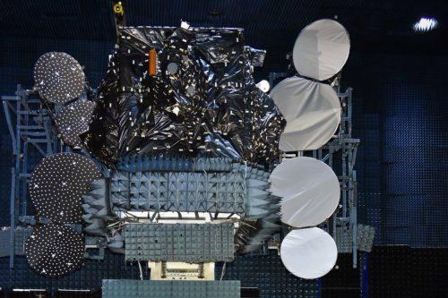 Telstar-19V under construction