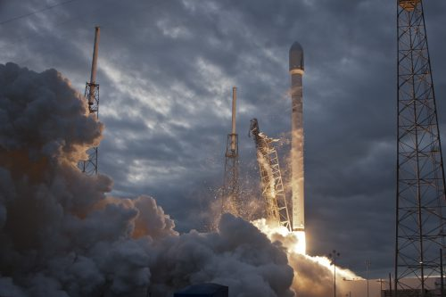 Thaicom-6 launched by SpaceX