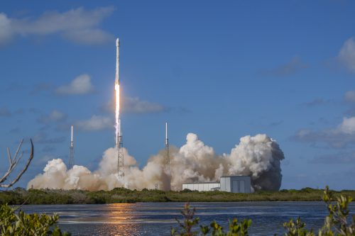 Thaicom-8 launched by SpaceX
