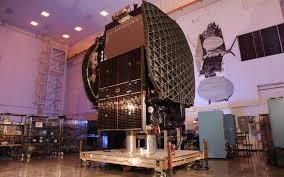 Thaicom-8 satellite under contruction