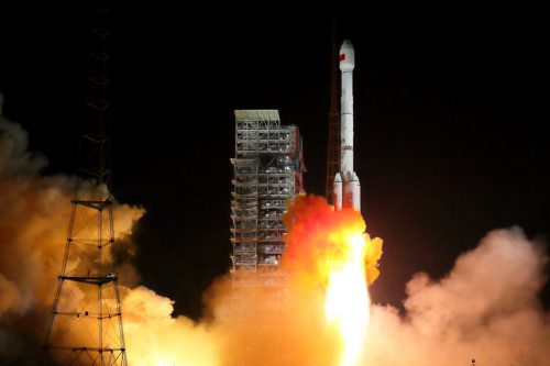 Túpac Katari 1 launched on CGWIC LM-3B rocket