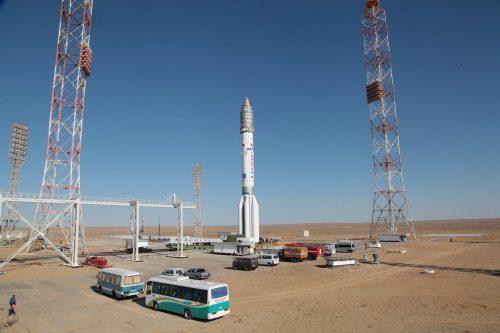 TürkSat-4B satellite ready for launch