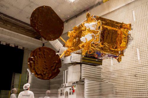 TürkmenÄlem 52°E :MonacoSat satellite construction1