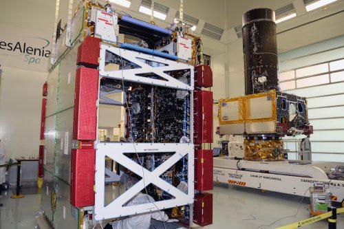 TürkmenÄlem 52°E :MonacoSat satellite construction4