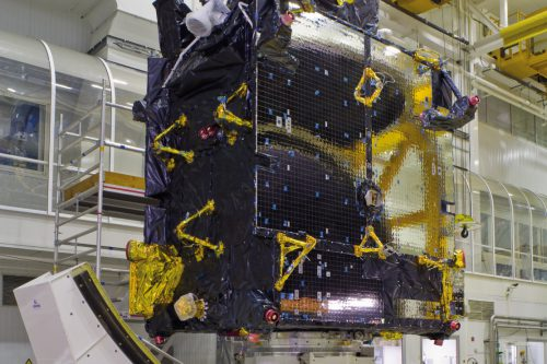 TürkSat-3a test