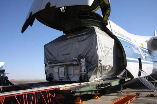 Turksat-4b transport