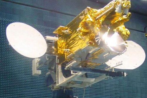 Venesat-1 satellite test