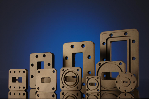 Waveguide Flanches