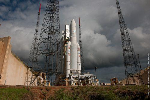 EUTELSAT 172B on the Ariane 5 launcher