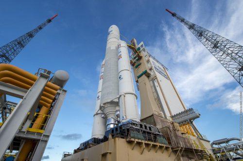 Arianespace Ariane V rocket