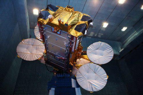 Astra 5B built by EADS-Astrium